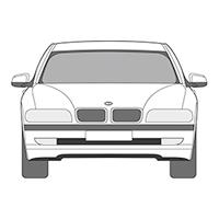 Serie 7 E38 (94-01)