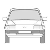 Fiesta II (81-89)