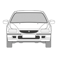 Civic 5p (95-01)
