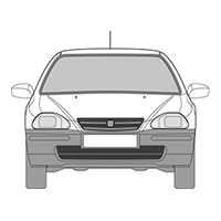 Civic 3p (95-01)