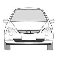 Civic 5p (01-05)