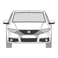 Civic 5p (12-16)