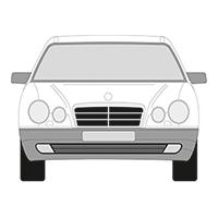 Clase E W210 (95-02)