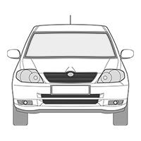 Corolla E12 Berlina/Ranchera (02-07)