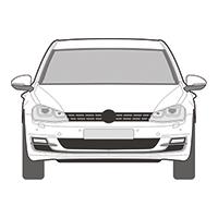 Golf A7 (12-)