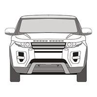 Range Rover Evoque 3p (11-)