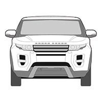 Range Rover Evoque 5p (11-)