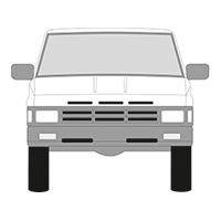 Terrano I WD21 (86-93)