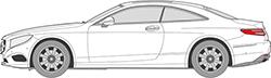 Clase S W217 (14-)