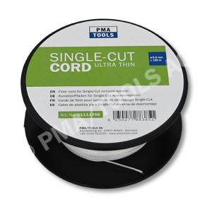 Cable 130 daN para Single-Cut sistema de desmontaje, extra fino, 100 m