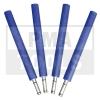 Set extensión barras para soporte de parabrisas, 400 mm, 4 pzas.