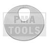 SensorTack® Ready+ Almohadilla para sensor Tipo H1 silicona