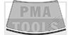 HONDA Civic 4/5p RHD, 16-, Moldura PB inf. autoadh.
