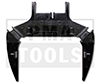 MERCEDES Clase CLK W209 Cupé, 02-09, Soporte adicional para sensor de lluvia/luz