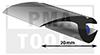 ProFlexx Perfil universal con butilo, 20 mm, 23 m