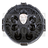 MERCEDES Vito II/Viano W639, 03-14, Sensor de lluvia/luz sin dispositivo electrónico Tipo H1